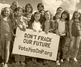 Vote Yes on P