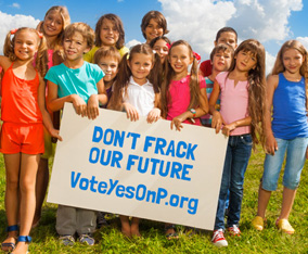 Vote Yes on P, Local Ballot Measure