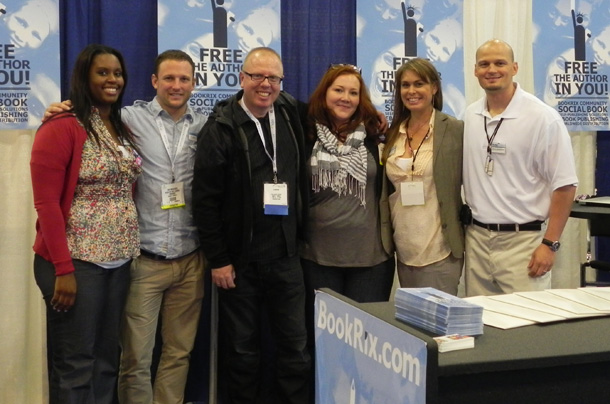 BookRix Team at BEA 2011