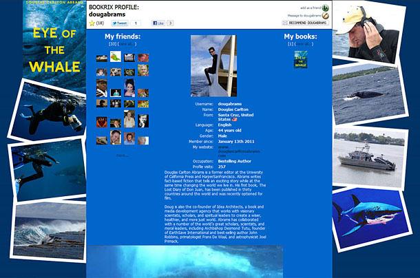 Douglas Carlton Abrams BookRix Profile