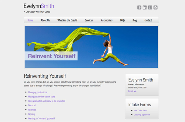 Reinvent Yourself | Evelynn Smith