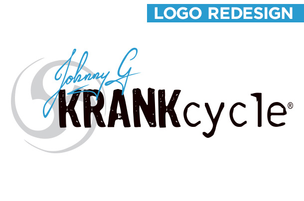 Krankcycle Logo Redesign