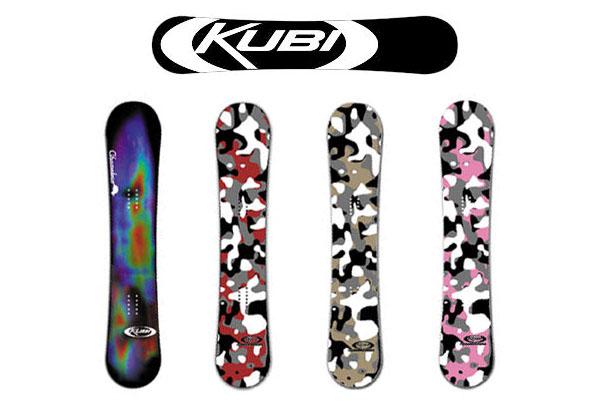 Kubi Snowboards