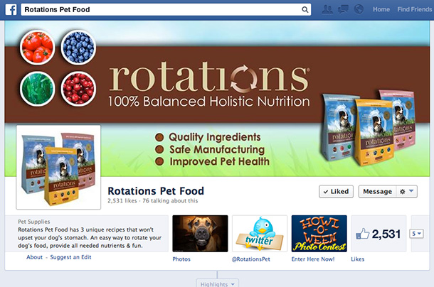 Rotations-Facebook