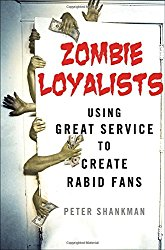 Zombie Loyalists by Peter Shankman